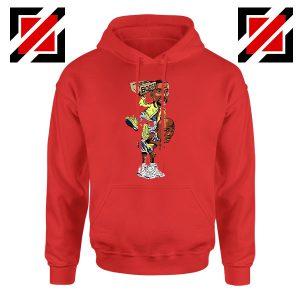 Yeezy Facts Over Jumpman Unisex Red Hoodie