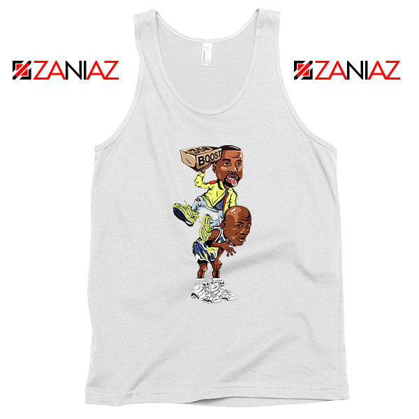 Yeezy Over Jumpman Cheap Graphic Tank Top
