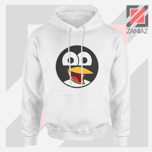 Angry Tux The Penguin Hoodie