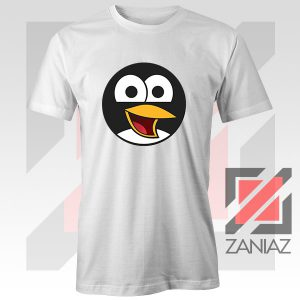 Angry Tux The Penguin Tshirt