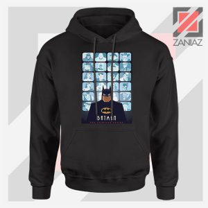 Batman Eyes On Gotham Hoodie