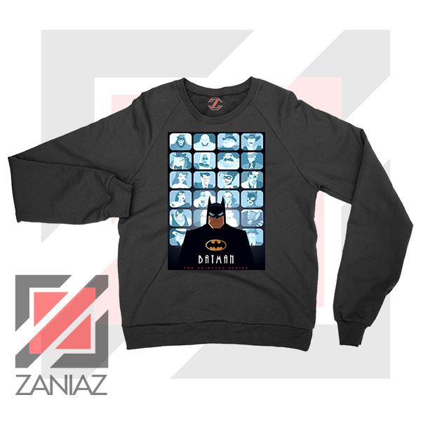 Batman Eyes On Gotham Sweatshirt
