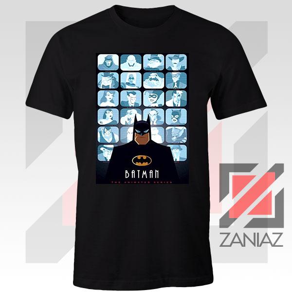 Batman Eyes On Gotham Tshirt