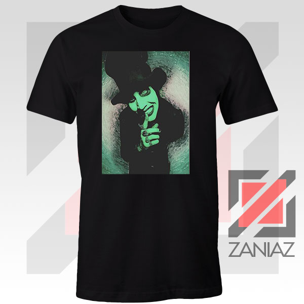 Best Marilyn Manson Graphic Tshirt