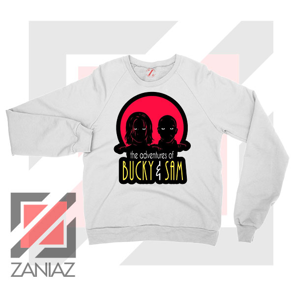 Bucky Falcon Adventures Sweatshirt
