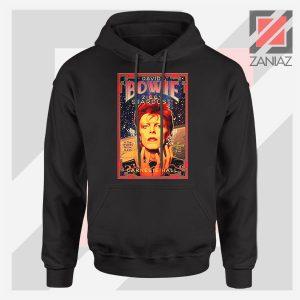 David Bowie Carnegie Halls Hoodie