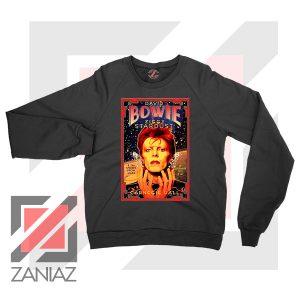 David Bowie Carnegie Halls Sweatshirt