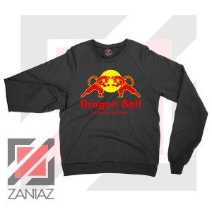 Dragon Ball Red Bull Logo Best Sweatshirt