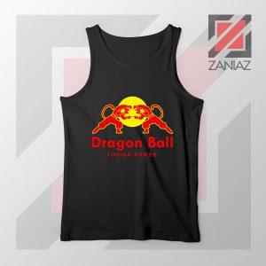 Dragon Ball Red Bull Logo New Tank Top