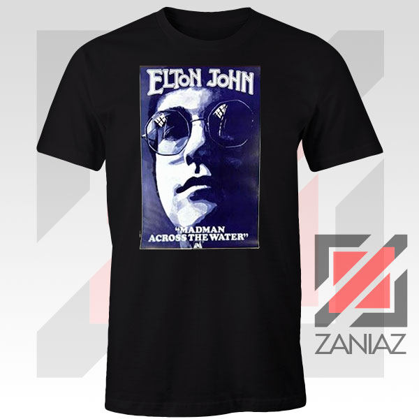 Elton John Poster Singer Tshirt