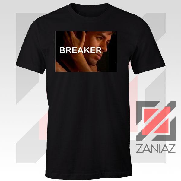 Enrique Iglesias Breaker Tshirt