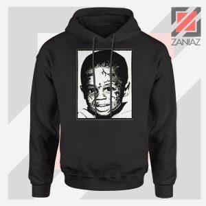 Funny Baby Wayne Rapper Black Hoodie