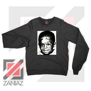 Funny Baby Wayne Rapper Black Sweatshirt