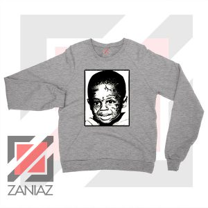 Funny Baby Wayne Rapper Sport Grey Sweatshirt