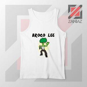 Funny Broco Lee Tank Top