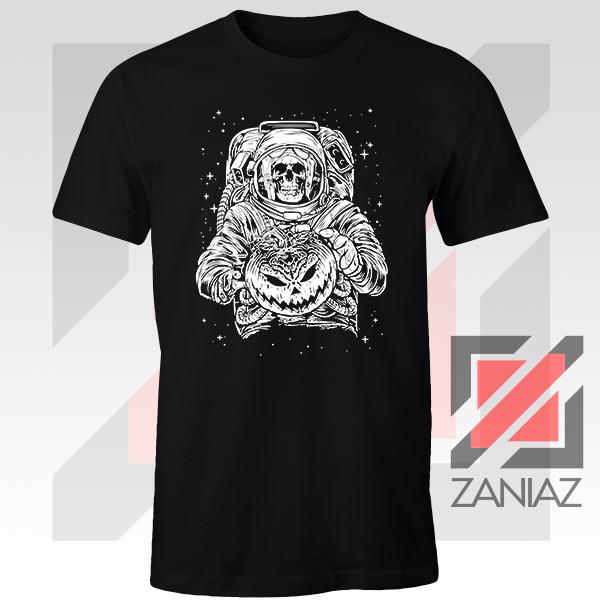 Halloween Graphic NASA Horror Tshirt