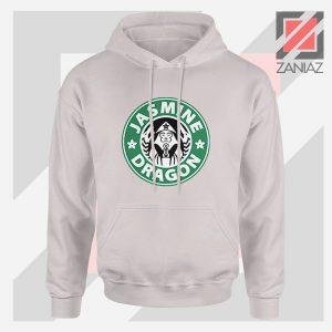Iroh Jasmine Dragon Tea Logo Sport Grey Hoodie