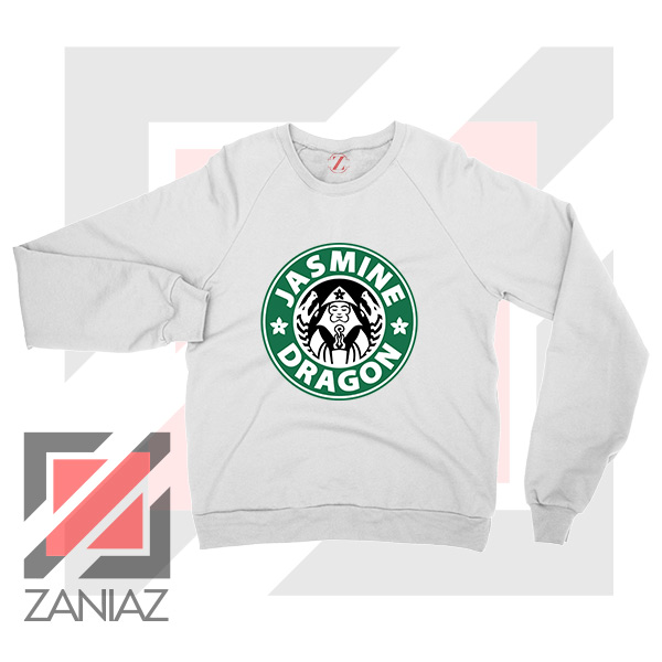 Iroh Jasmine Dragon Tea Logo Sweatshirt