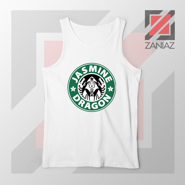 Iroh Jasmine Dragon Tea Logo Tank Top