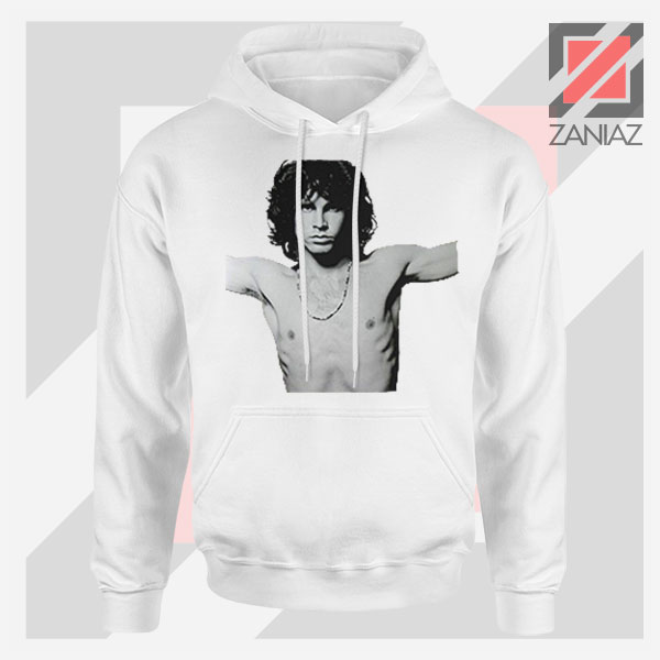Jim Morrison Musician Graphic Hoodie