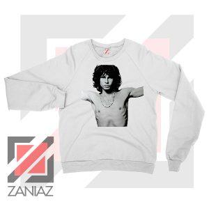 Jim Morrison Musician Graphic Sweater