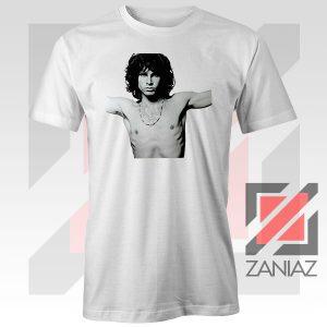 Jim Morrison Musician Graphic Tee