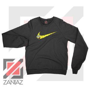 Just Spongebob Funny Nike Sweatshirt