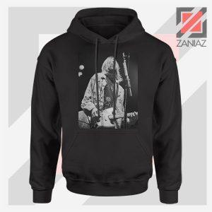Kurt Cobain Concert Graphic Hoodie