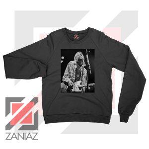 Kurt Cobain Concert Graphic Sweatshirt