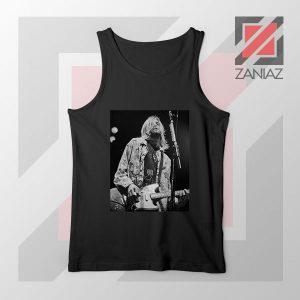 Kurt Cobain Concert Graphic Tank Top