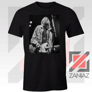 Kurt Cobain Concert Graphic Tshirt