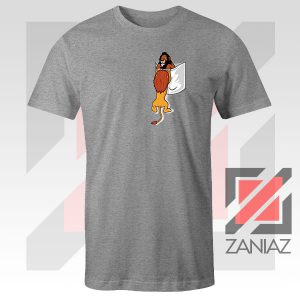 Long Live The King Mufasa Graphic Grey Tshirt