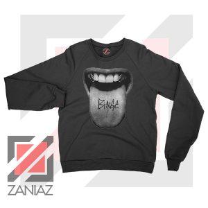 MGK Binge Album Rapper Graphic Sweatshirt