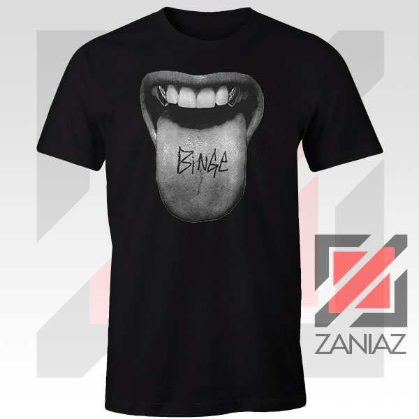 MGK Binge Album Rapper Graphic Tshirt