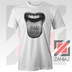 MGK Binge Album Rapper Graphic White Tshirt
