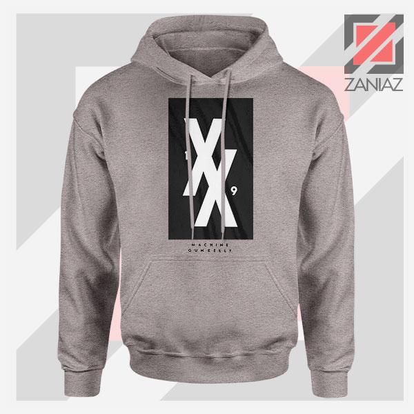 Machine Gun Kelly 19XX Forever Grey Hoodie