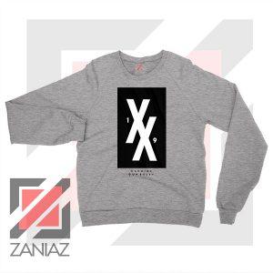 Machine Gun Kelly 19XX Forever Grey Sweater