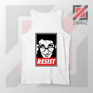 Maddow Political Resist Tank Top