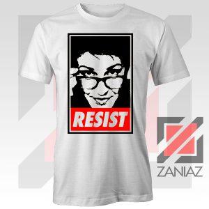 Maddow Political Resist Tshirt