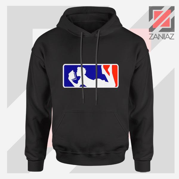 Major League Logo Reading Hoodie