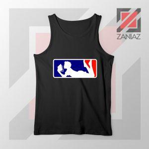 Major League Logo Reading Tank Top