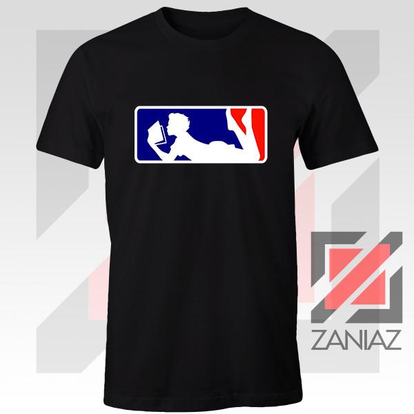 Major League Logo Reading Tshirt