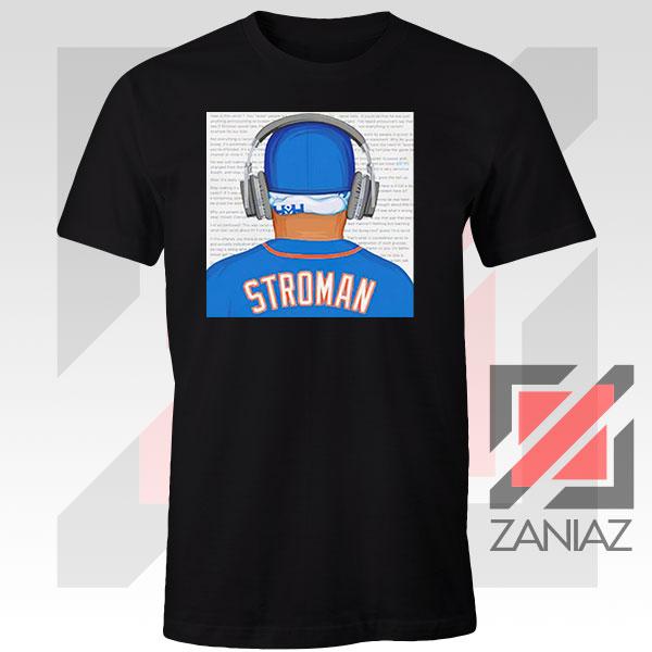 Marcus Stroman Behind Design Tshirt
