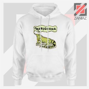 Mariguana Smoke Animal Hoodie