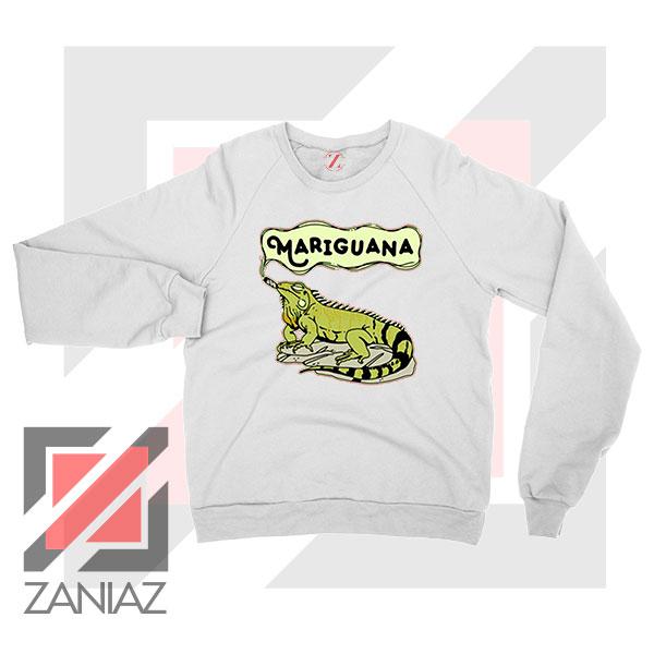 Mariguana Smoke Animal Sweatshirt