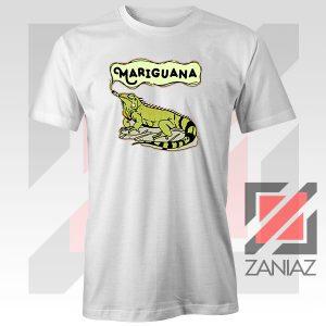 Mariguana Smoke Animal Tshirt
