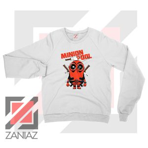 Minion Movies Deadpool Superhero Sweatshirt