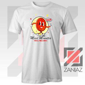 Miss Minutes TVA Mascot Tshirt