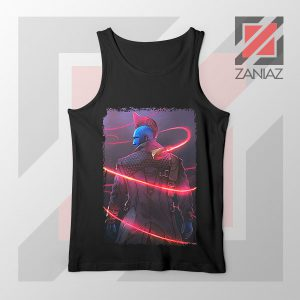 Peter Quill Father GOG Tank Top