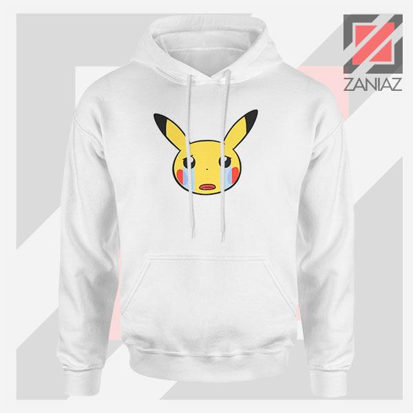Pikachu Sad Mood Hoodie